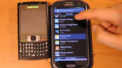 samsung galaxy   aplikacja wiadomosci zostala zatrzymana