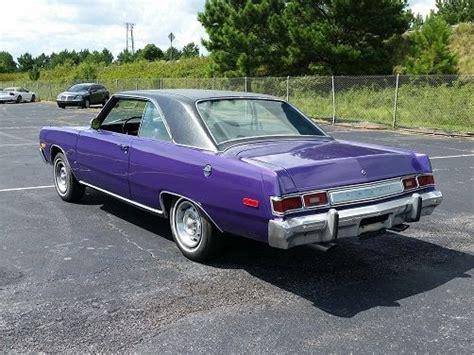 purple dodge dart 1974 dodge dart 0 purple