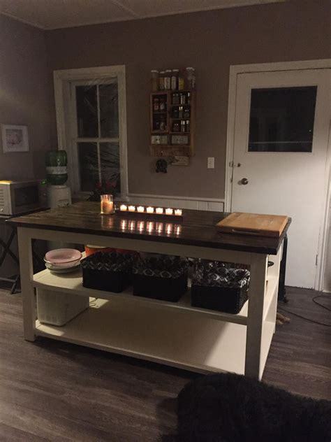 best farmhouse kitchen island prep table for sale in