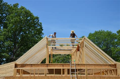 a frame roof pitch framing upper gambrel roof pitch