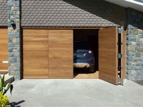 Bifold Garage Door by Front Fully Automated Bi Fold Garage Doors