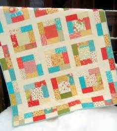 quilt pattern charm squares or quarters easy ebay