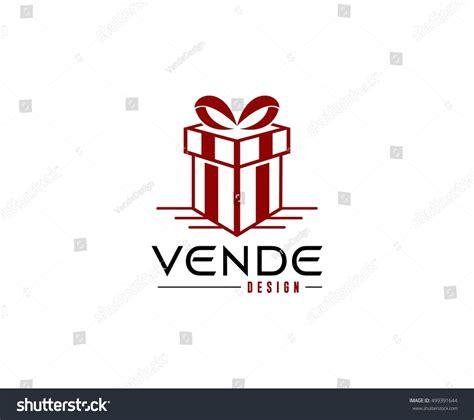 logo giftware gift logo stock vector 499391644