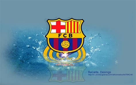 fc barcelona wallpaper widescreen mikewwigen stuff beautiful fc barcelona logo 2012