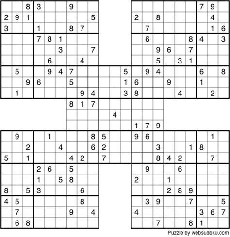 free printable sudoku variations web sudoku printable daily sudoku variation