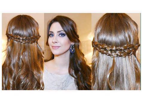 6 peinados faciles rapidos y bonitos para ir a youtube peinados faciles y bonitos para cabello largo paso a paso