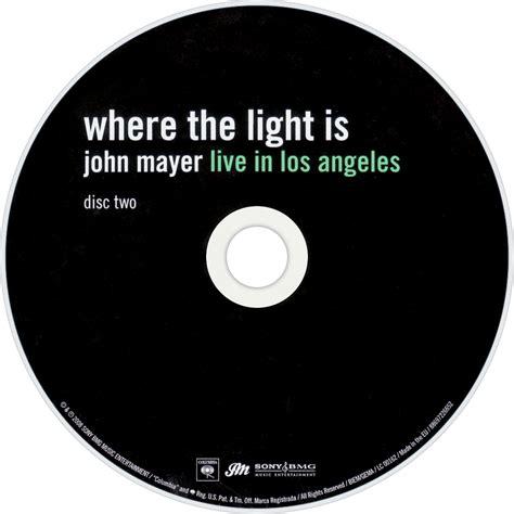 Where The Light Is Mayer by Mayer Fanart Fanart Tv