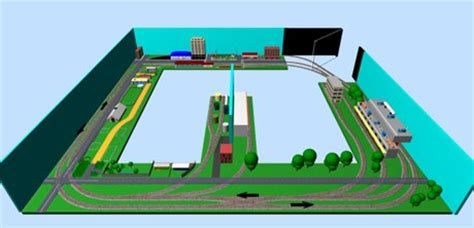 ho scale layout design software model train layouts track plans in ho scale various