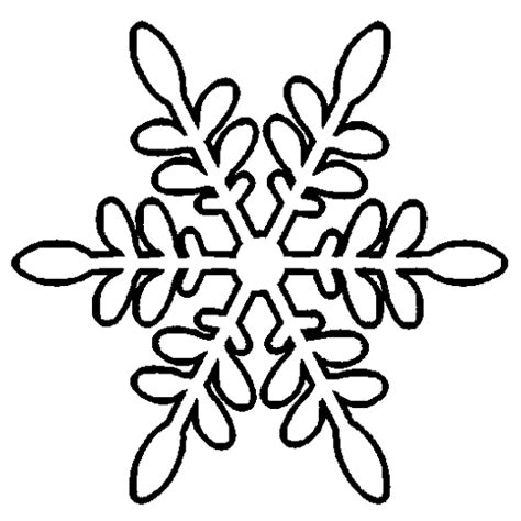 20 snowflake coloring pages coloringstar