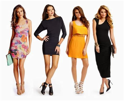 Guess New Series Jam Tangan Cassual Trendy Fashion Wanita Active Date 1 guess marciano dresses 2015 collection stylelix