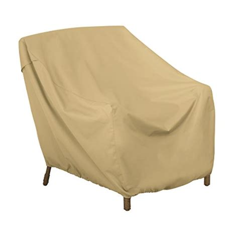 patio furniture chair covers classic accessories terrazzo patio lounge chair cover