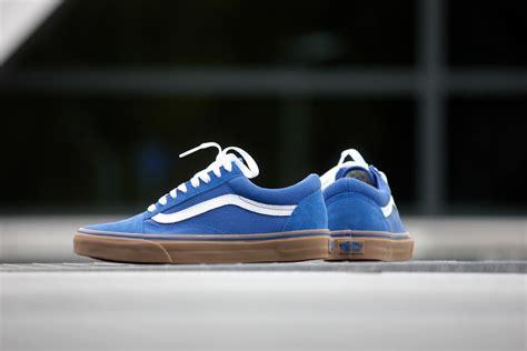 Vans Slip On Checkerboard Gum Limited Stock Premium vans skool olympian blue gum v1r1gic