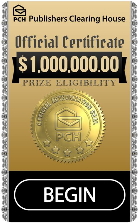 Pch 10 Million - sweepstakes pchcom download pdf