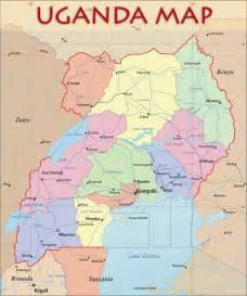 where is uganda on the world map uganda profile alaina s summer in uganda