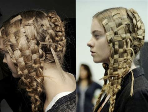 pettinature complicate insanely complicated braid styles 40 pics izismile com