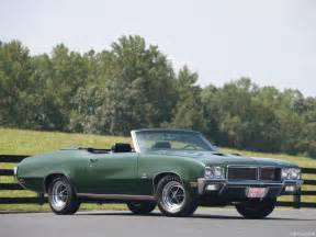 1970 Buick Gs Stage I Buick Gs Stage 1 Convertible 1970 Wallpaper 21406