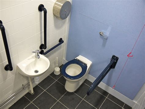 Design Disabled Toilet by Disabled Toilet Room Oxford College Lan Services