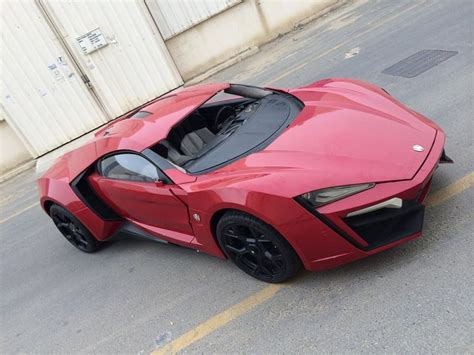 Fast Seven Cars by The Lykan Hypersport Is A Limited Production Sports Car By