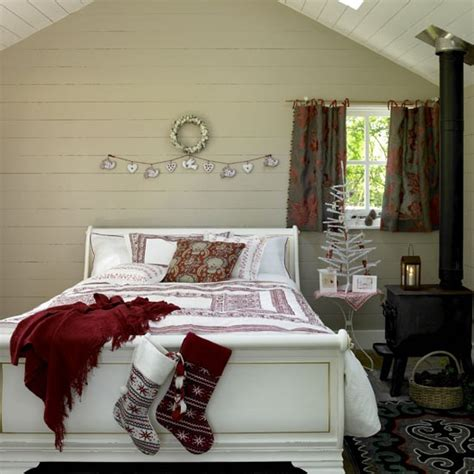 scandi bedroom scandi chic christmas bedroom housetohome co uk