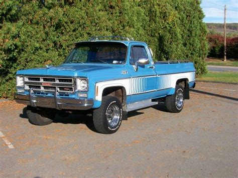 gmc 1976 truck purchase used 1976 gmc classic 25 trailering