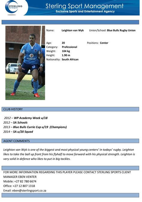player profile templates military bralicious co