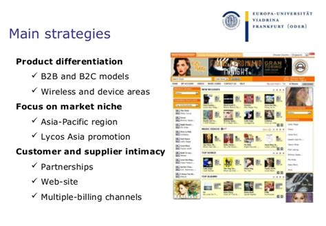 Strategies For Asia Pacific soundbuzz s strategy for asia pacific