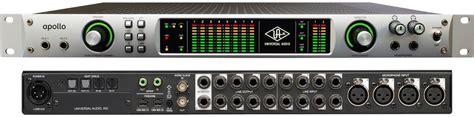 uad apollo duo firewire universal audio apollo duo firewire audio interface