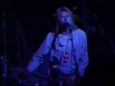 nirvana negative creep   kurt cobain pinks garage