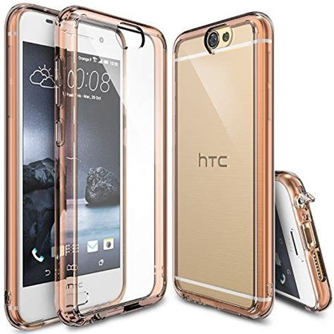 gold themes for htc htc one a9 case ringke 174 fusion rose gold crystal shock