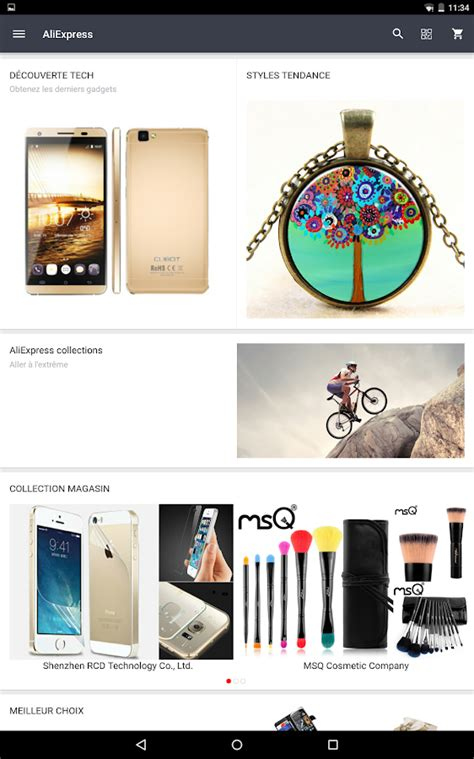 aliexpress shopping aliexpress shopping app applications android sur google play