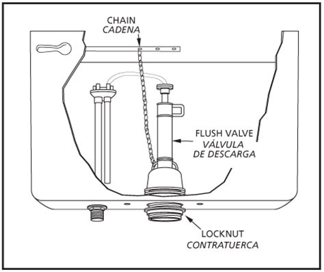 Water Leaking From Shower Faucet Handle Pp835 88l Flush Valve For Mansfield 174 210 Water Saver