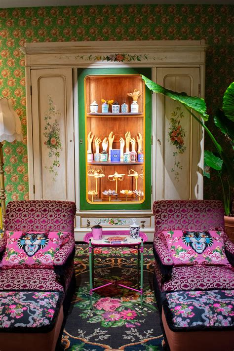 gucci decor collection milan  martyn white designs
