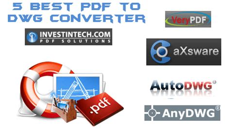 best pdf to dwg converter top five useful tools to convert pdf to dwg file
