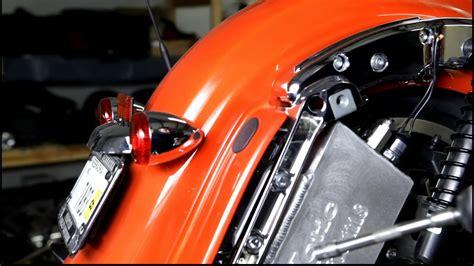 air suspension install   harley  xotic customs