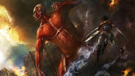 attack on titan free attack on titan free anime wallpaper site