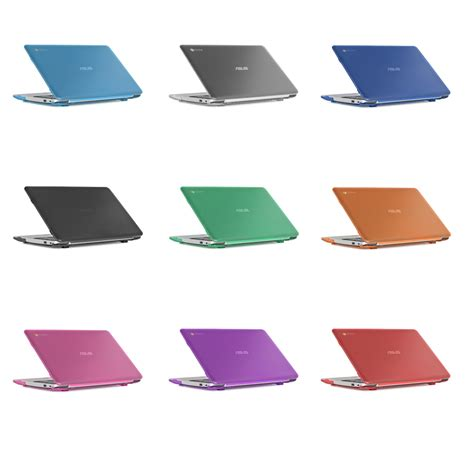 chromebook colors new ipearl mcover 174 shell for 11 6 quot asus