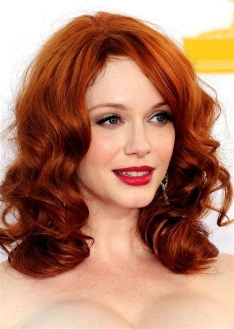 bright auburn hair color 17 best images about curly hairstyles on