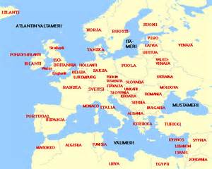 Map Of Europe With Names by Pics Photos Map Europe Names Countries Capitals