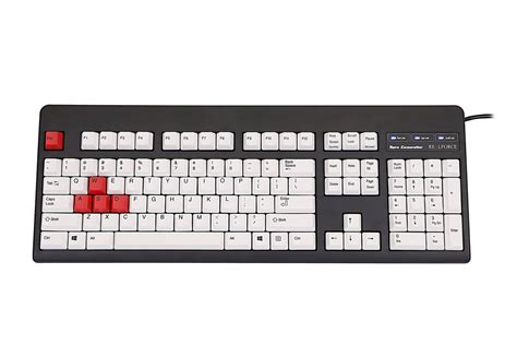 keyboard layout us registry ducky 104ub dye sub pbt mechanical keyboard topre 30g