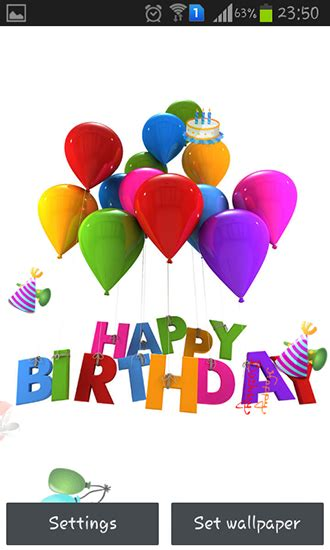descargar imagenes de happy birthday gratis descargar happy birthday para android gratis el fondo de