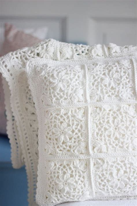 crochet for home decor 28 cozy and comfy crocheted pieces for home d 233 cor