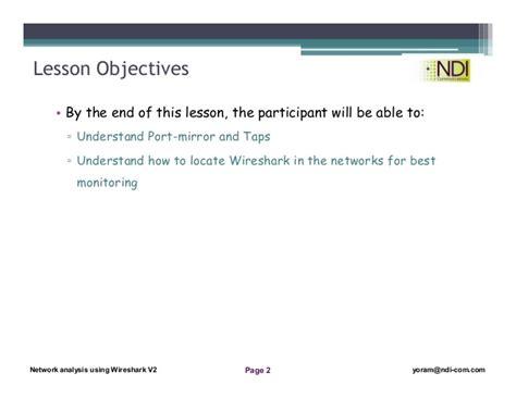 wireshark tutorial slideshare network analysis using wireshark lesson 3 locating wireshark
