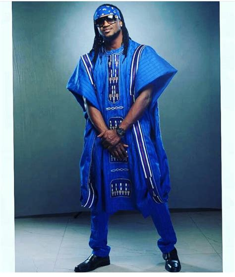 native wear for nigeria celebrity peter and paul okoye rock native wear celebrities nigeria