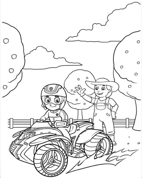 paw patrol ryder coloring pages to print paw patrol coloring pages