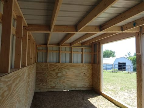 loafing shed mid america structures llc