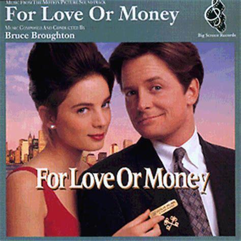 film love or money for love or money soundtrack 1993