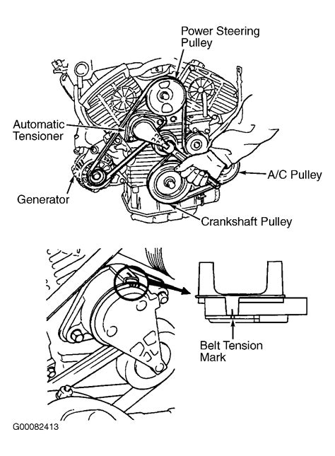2002 kia spectra belt diagram wiring diagrams new wiring