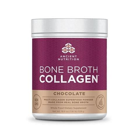 Bone Broth Detox Dr Axe by Bone Broth Collagen Chocolate Dr Axe Store