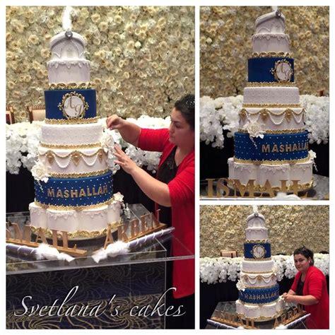sunet circumcision cake islam religious cakes pastalar pasta dogum guenue