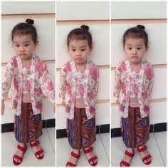 Kutubaru Baby Pink kebaya for idr 180 000 dot and me rtw kid kebaya and for